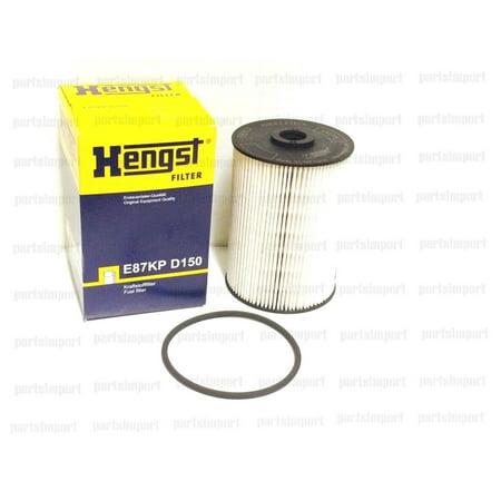 Diesel Fuel Filter for VW Golf Jetta TDI HENGST Made in Germany (Vw Jetta Tdi Fuel Filter)