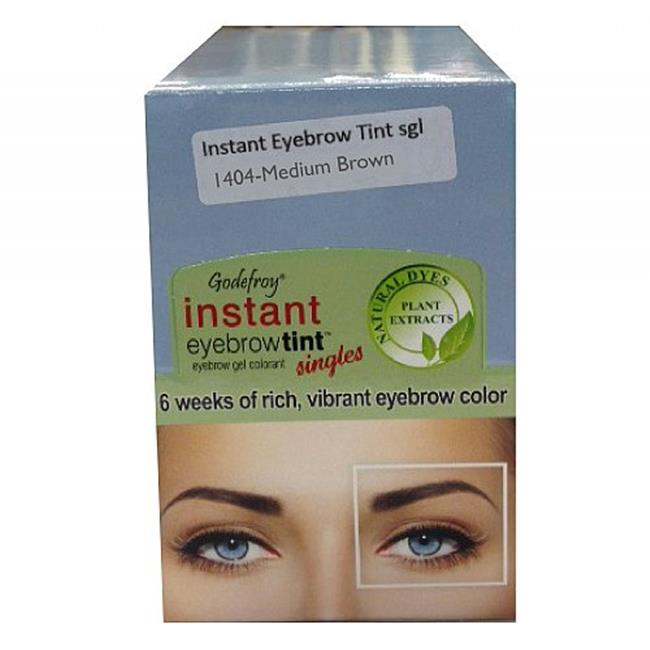 Innovative Beauty Products 1404 Instant Eyebrow Tint Botanicals