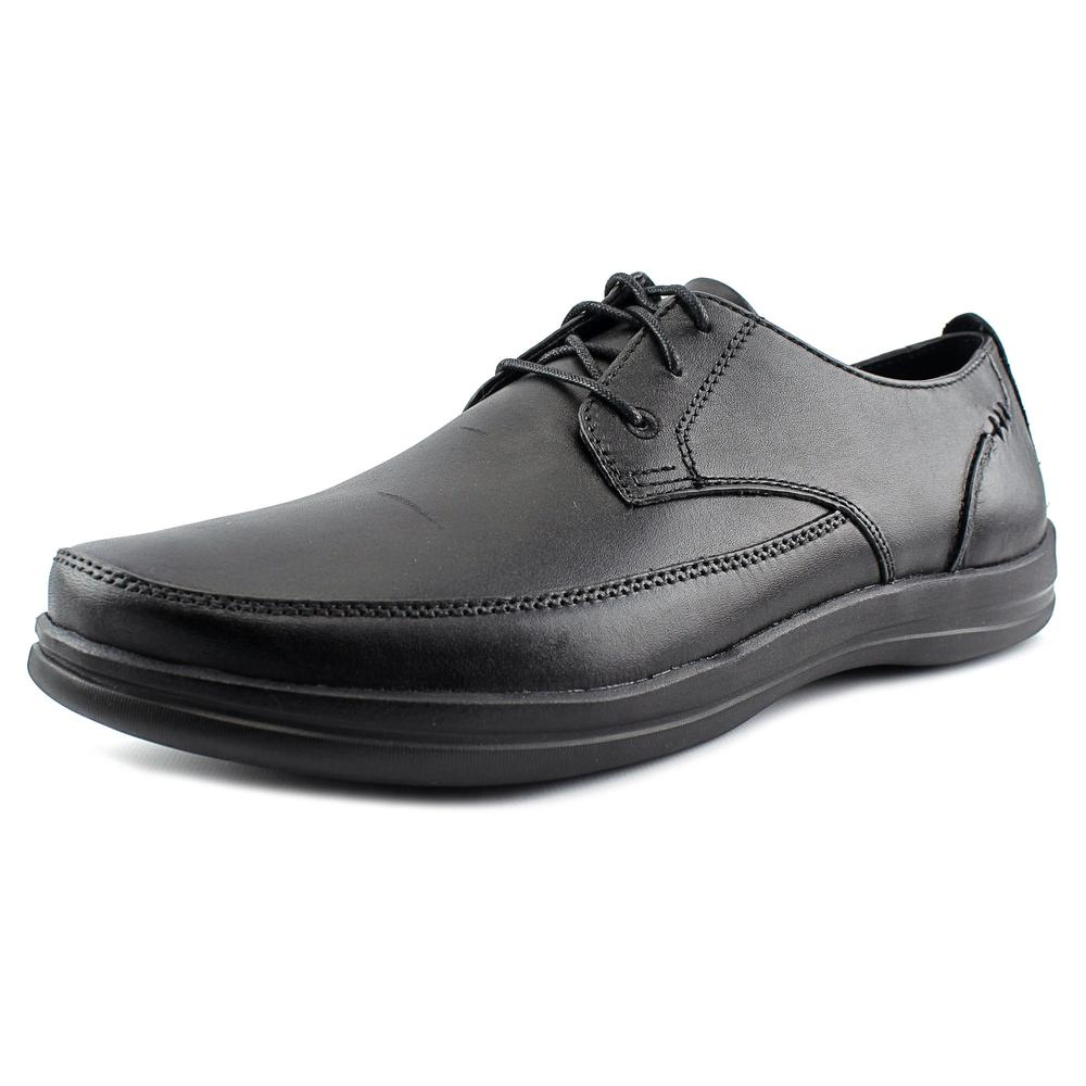 Aetrex Dale Round Toe Leather Oxford by Aetrex