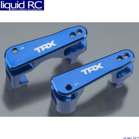 Traxxas 6832X Caster Blocks Aluminum Left/Right Slash 4x4