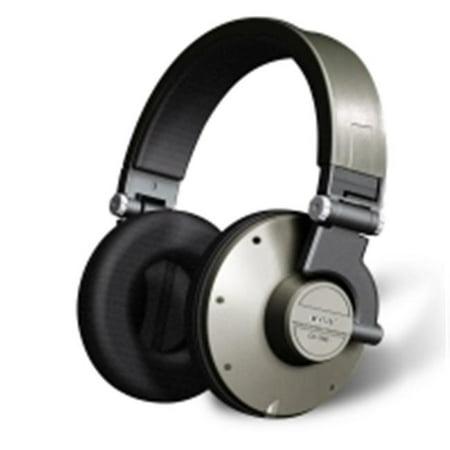coby cv790 professional studio monitor digital stereo headphones. Black Bedroom Furniture Sets. Home Design Ideas