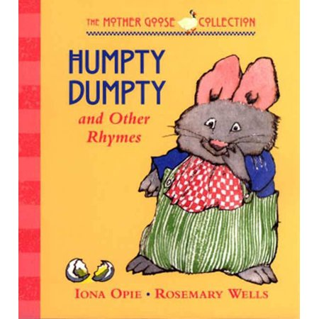 Humpty Dumpty and Other Rhymes (Us in This Form) (Board Book) (Humpty Dumpty Dress Up)