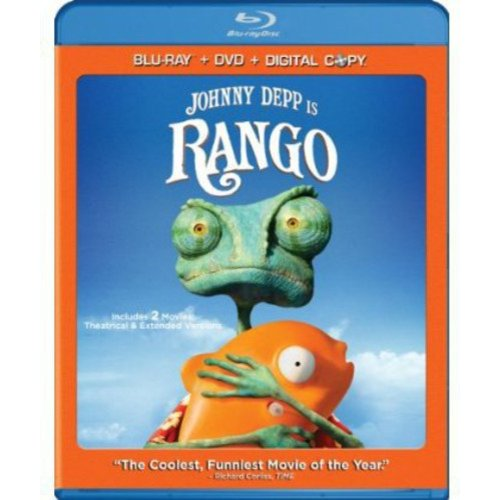 Rango (Blu-ray) (Widescreen)