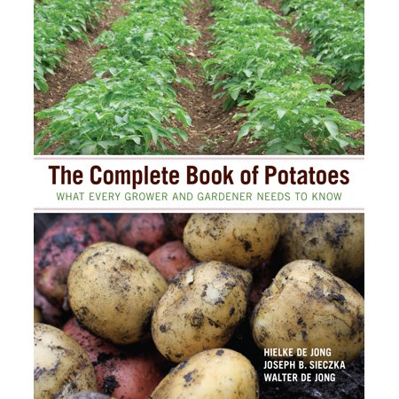 Complete Book of Potatoes - Hardcover