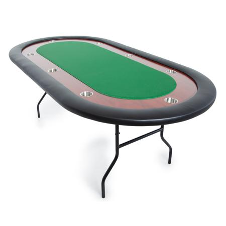 Ultimate Poker Table Jr-Suited Speed Blue ()