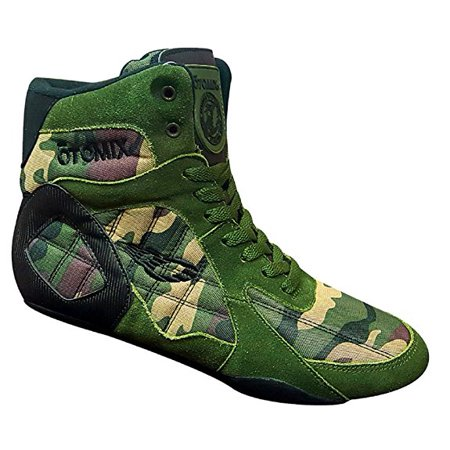 Otomix Camo Ninja Warrior Stingray Bodybuilding Combat Shoe (Size 7) by