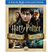 Harry Potter and the Deathly Hallows, Part 1 and 2 (Blu-ray)