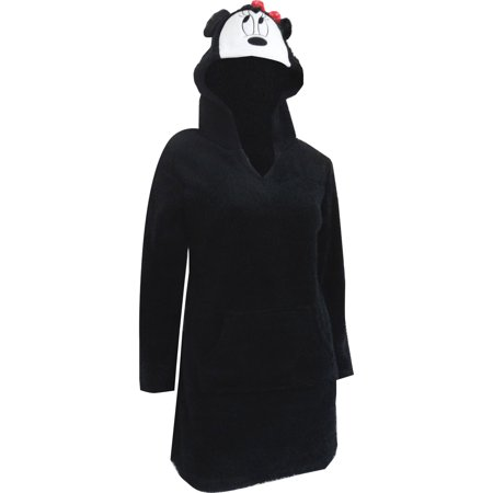 Disney's Minnie Mouse Hooded Sherpa Night Shirt