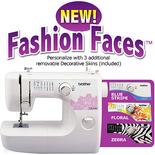 Brother LX3125E - 14 Stitch Sewing Machine