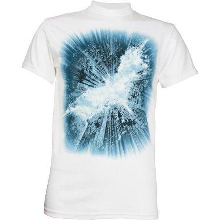 Batman: The Dark Knight Rises Poster Logo T-Shirt