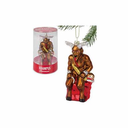Krampus Ornament By Accoutrements   12426