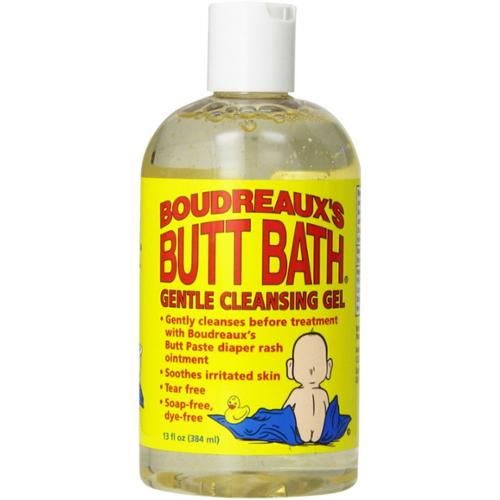 Boudreaux's Butt Gentle Cleansing Gel 13 oz (Pack of 2)