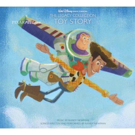 THE WALT DISNEY RECORDS THE LEGACY COLLECTION: TOY