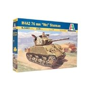 Italeri Models M4A2 Wet Sherman Tank