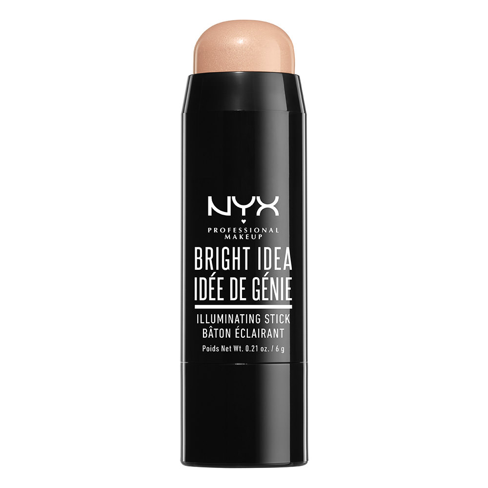 Nyx Professional Makeup Bright Idea Illuminating Stick, Chardonnay Shimmer by Nyx Professional Makeup