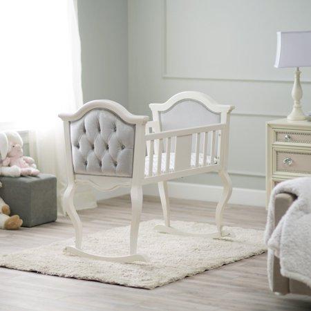 Orbelle Lola Upholstered Cradle
