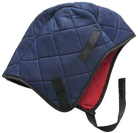 JACKSON SAFETY 14502 Winter Liner,Navy/Red,Nylon,Universal