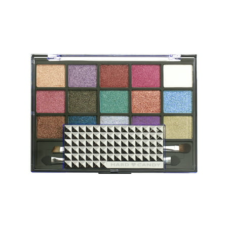 Hard Candy Look Pro! Eyeshadow Palette, 1443 Glitter