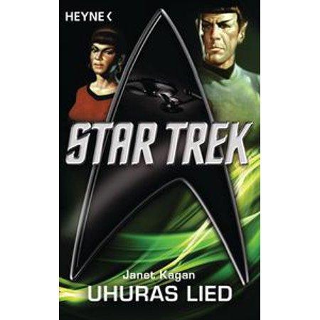 Star Trek: Uhuras Lied - eBook