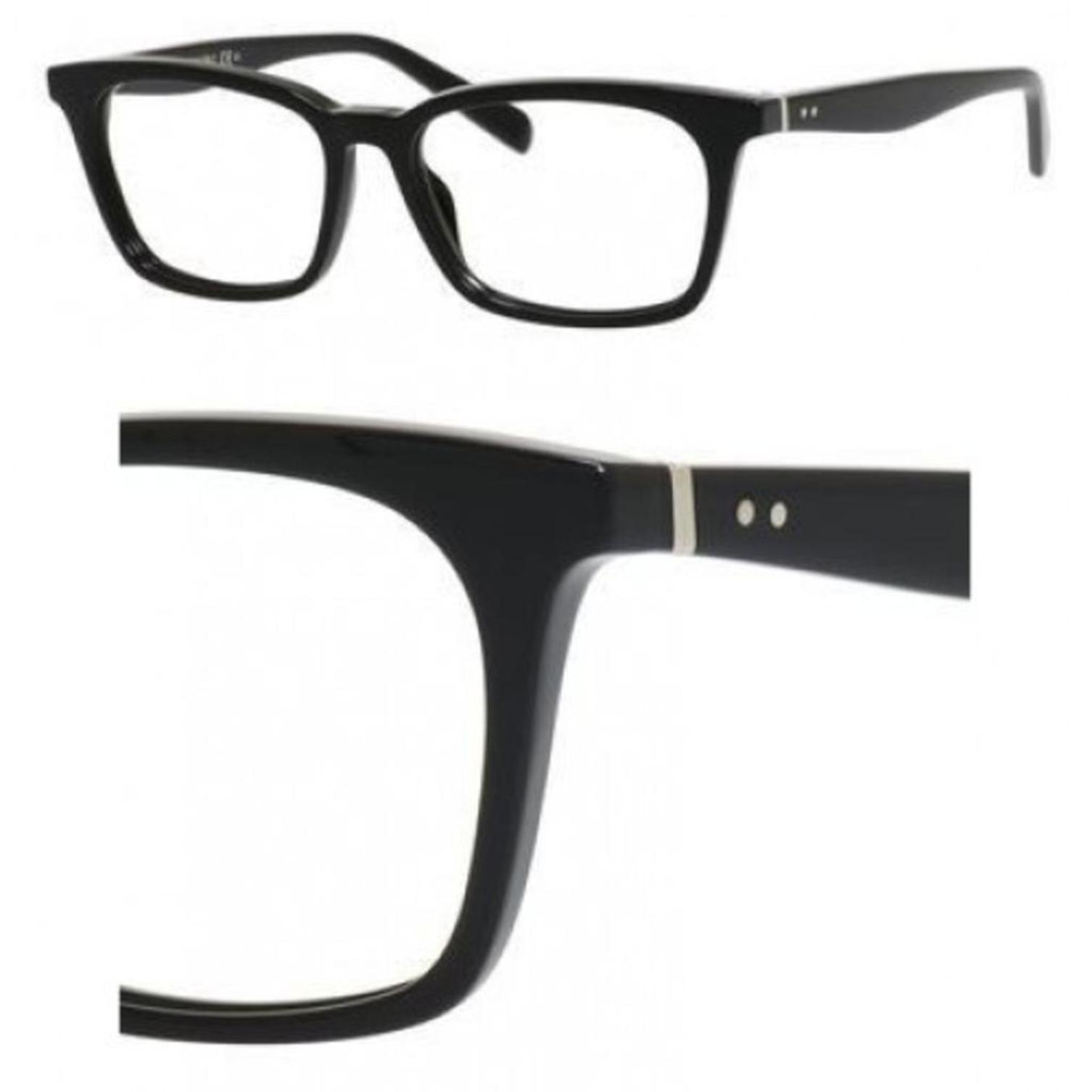 2505f0d52b17 Eyeglasses Celine 41345 0807 Black - Walmart.com