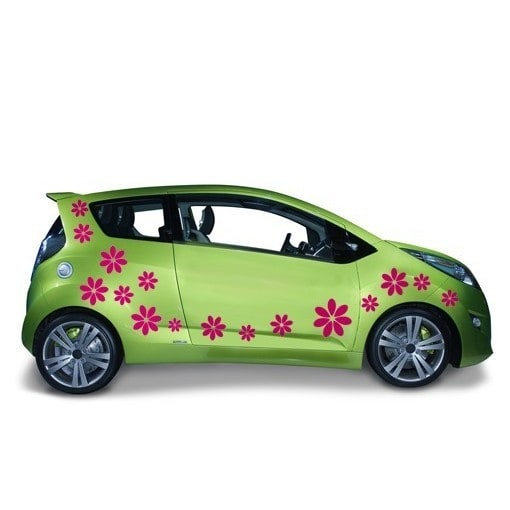 Style and Apply Flowers Car Decal Vinyl Wall Art Home Decor