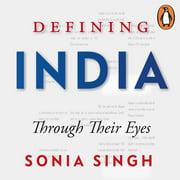 Defining India - Audiobook