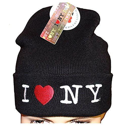 Love Heart Horse Unisex Winter Comfortable Beanie Cap