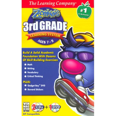 Zoombinis 3Rd Grade Learning System Volume 2  Xsdp  38110548   A Fun  Complete Learning System Where Your Child Will Gain Inspiration  Confidence  And Learning Dependence With Zoombinis 3Rd Grade