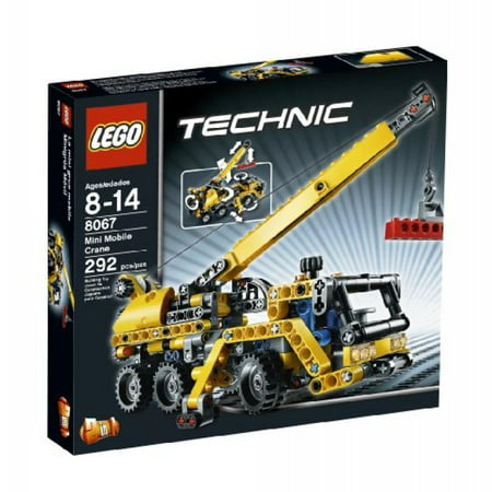 LEGO Technic, Mini Mobile (Lego Mobile Crane)