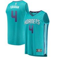 Devonte Graham Charlotte Hornets Fanatics Branded Fast Break Replica Jersey - Icon Edition - Teal