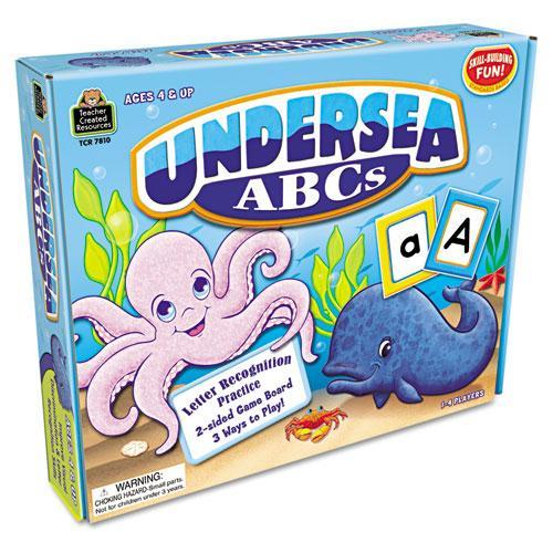 Teacher Created Resources Undersea ABCs Game TCR7810