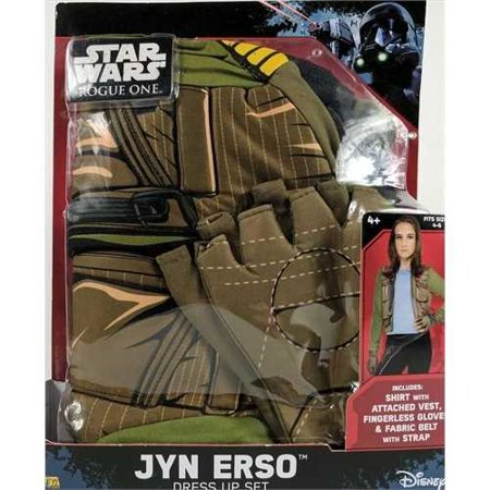 Star Wars Rogue One Jyn Erso Costume,