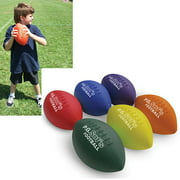 """Color My Class P.G. Sofs Football, 9.25"""" Long by Generic"""
