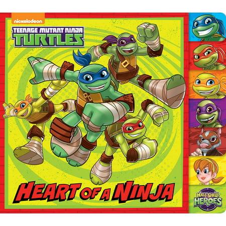 Heart of a Ninja (Teenage Mutant Ninja Turtles) - Is Yoshi A Turtle