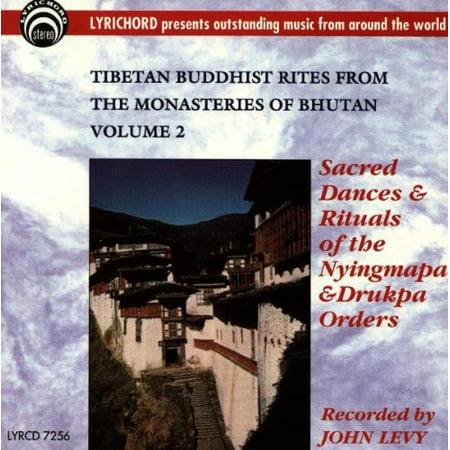 Tibetan Buddhist Rites from Bhutan 2 / Various