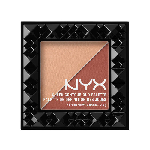 NYX Cheek Contour Duo Palette 06 Ginger & Pepper