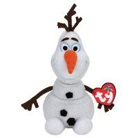 TY Beanie Buddy - OLAF the Snowman (Disney Frozen) (LARGE Size - 17 inch)