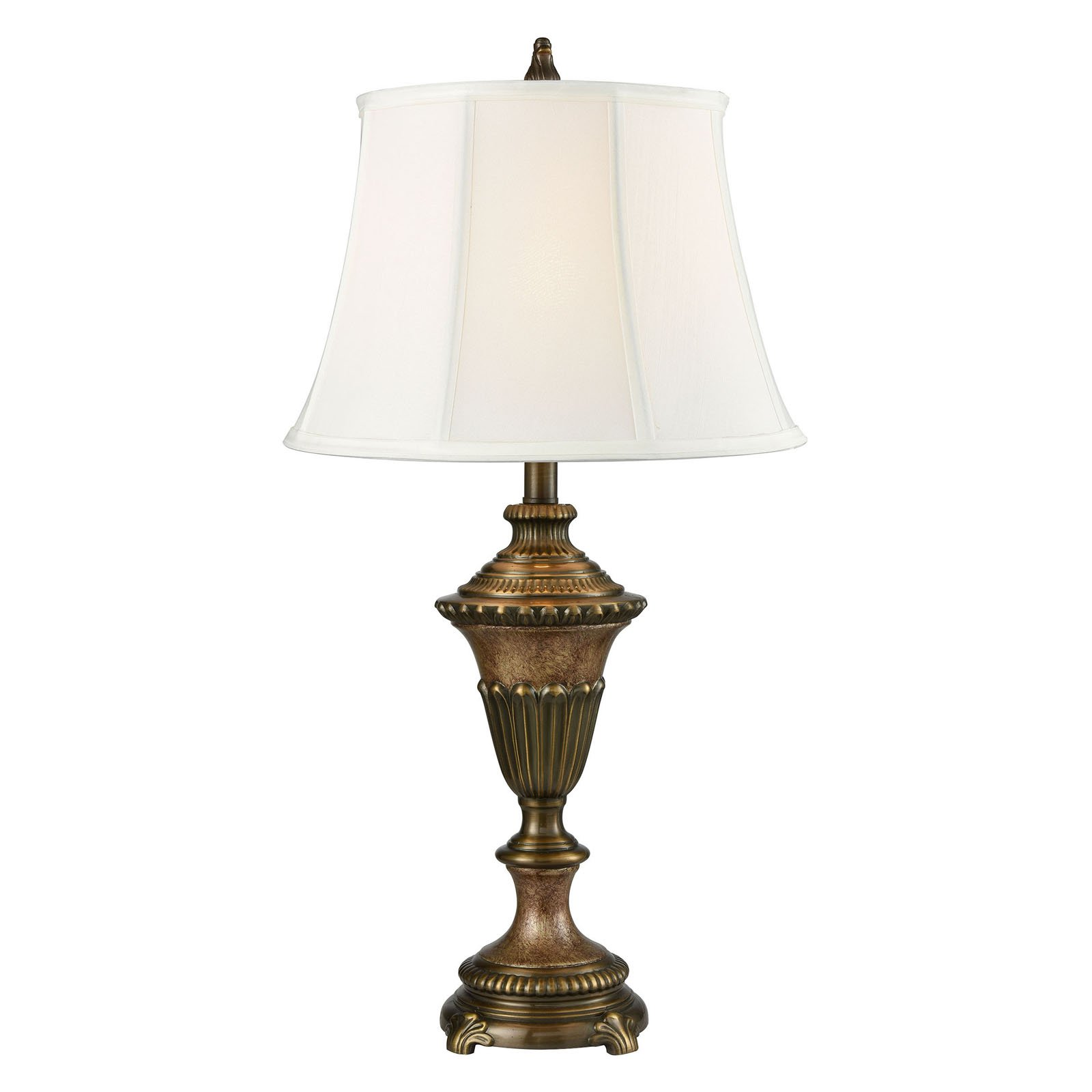 Springdale Lighting Ethana 28.5 in. Cast Metal Table Lamp
