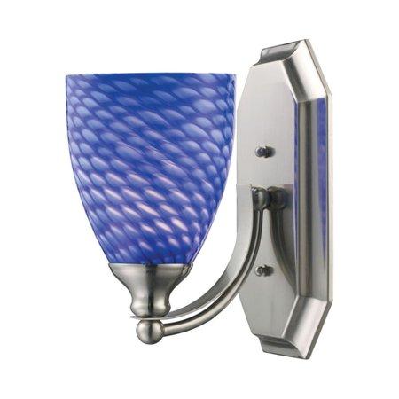 Elk Lighting Bath and Spa LED Vanity Light in Satin Nickel - image 1 of 1