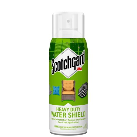 Scotchgard Heavy Duty Water Shield Spray, 10.5 oz, 1 Can Upholstery Protector Spray