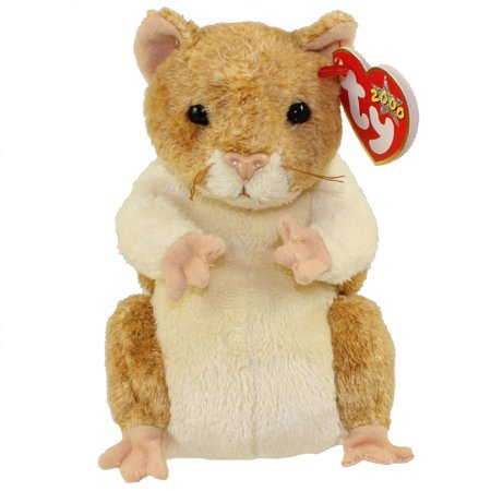 Hamster Beanie Baby (TY Beanie Baby - PELLET the Hamster (5.5 inch) )