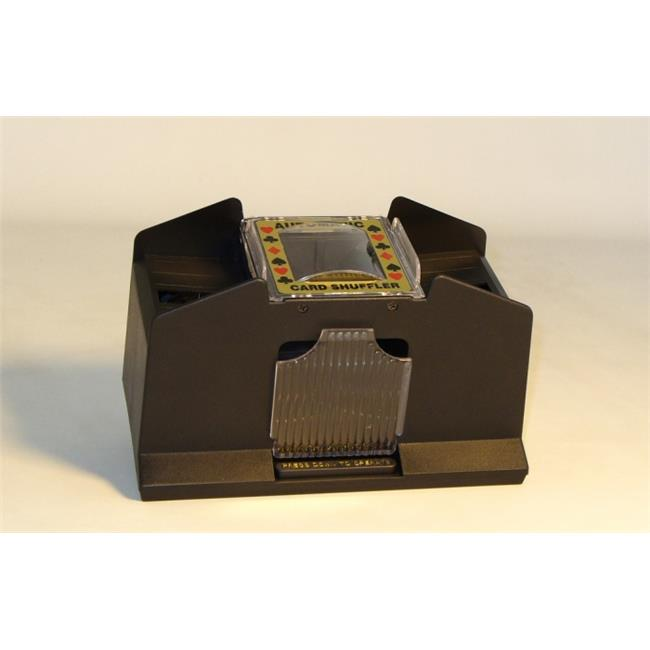 John Hansen 32232 2-Deck Battery Card Shuffler