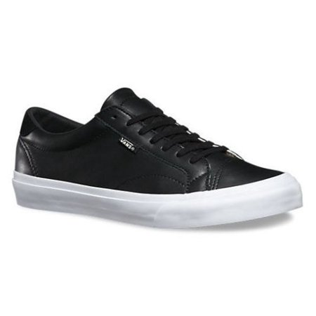792ca8b1084e41 VANS - Vans Court DX Leather Black Men s Classic Skate Shoes Size 11.5 -  Walmart.com