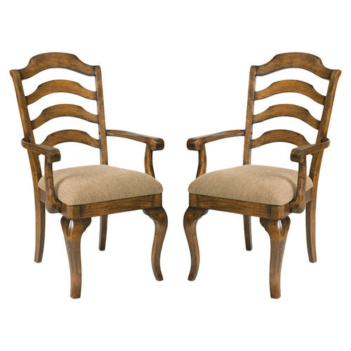 Standard Furniture Crossroads Arm Chair (Set of 2)