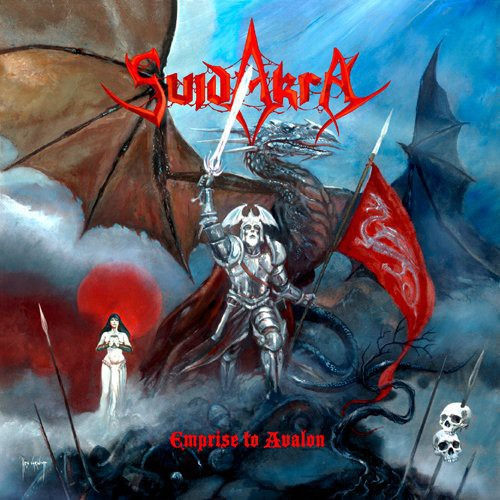 Suidakra Emprise to Avalon [CD] by