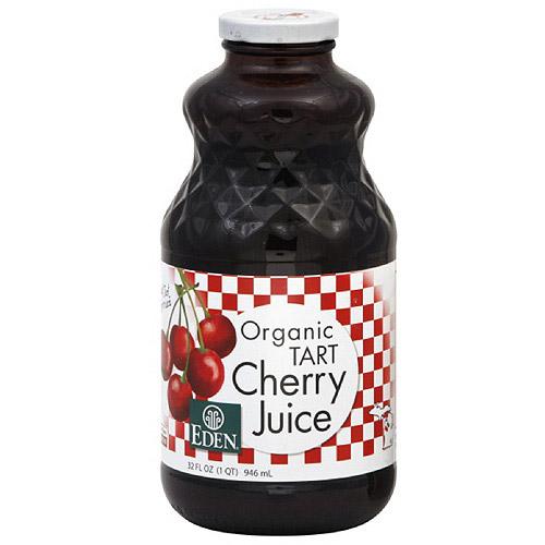 Eden Organic Tart Cherry Juice, 32 oz  (Pack of 12)