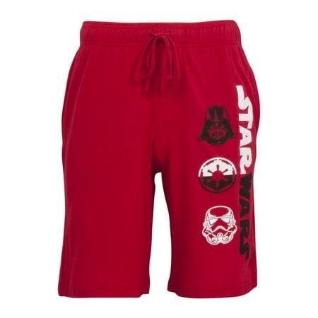 Patrick Star Shorts (Star Wars Red Darth Duality Sweat)