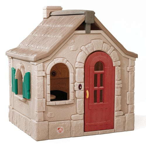 Step2 Naturally Playful Storybook Cottage Playhouse by The Step2 Company