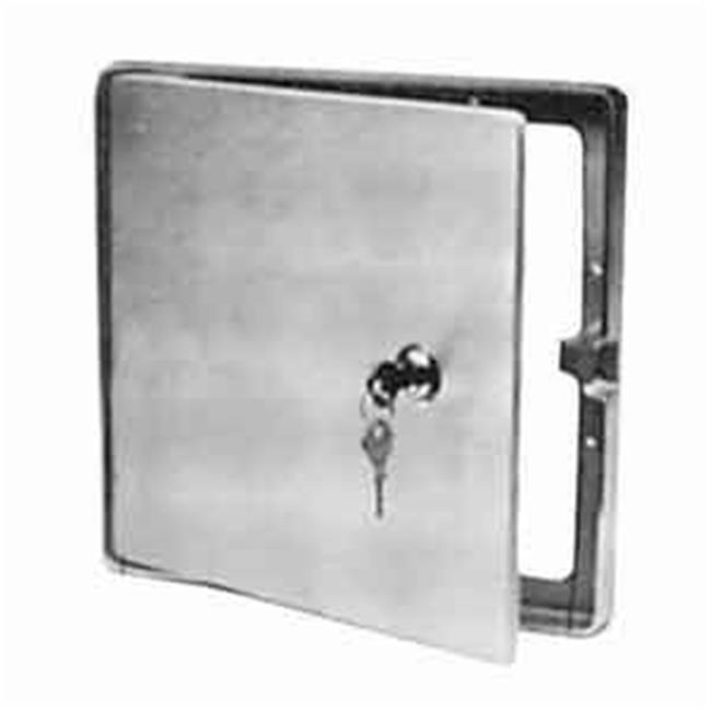 """Pit Pal 3013 10"""" L x 10"""" W x 1"""" Thick Large Access Door"""