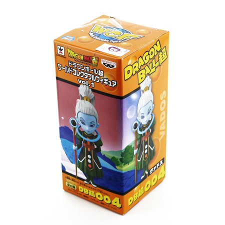 "Dragon Ball Z World Vados 3"" Collectible Figure"